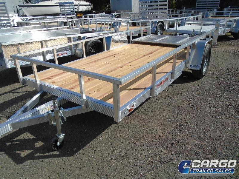 2021 Sport Haven AUT614 Utility Trailer