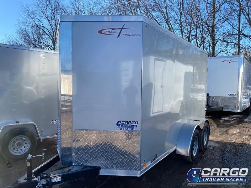 2022 Cross Trailers 612TA Enclosed Cargo Trailer