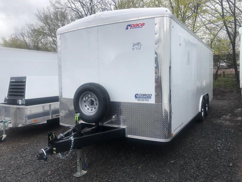 2022 Pace American PLS85X20TE3  Enclosed Cargo Trailer