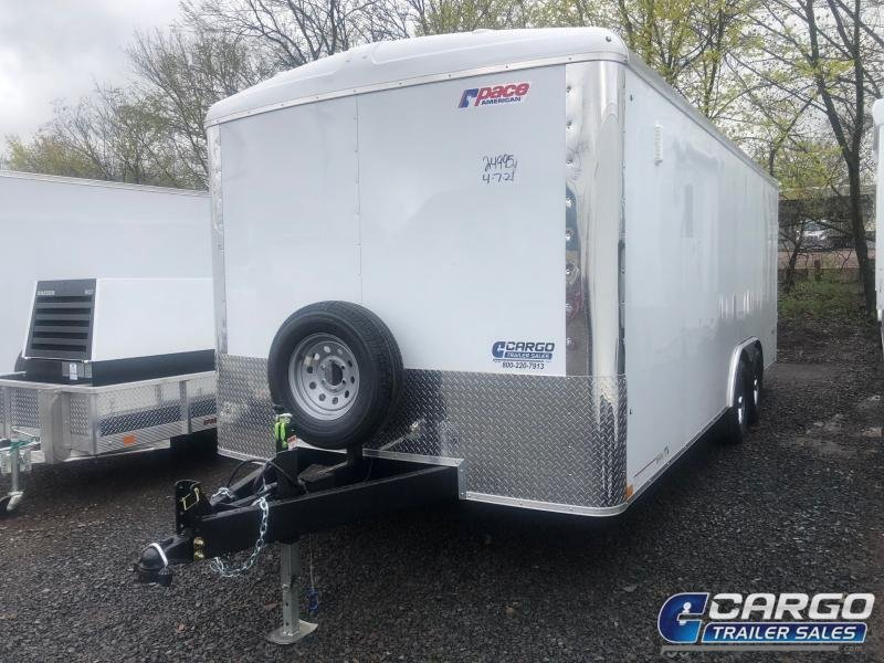 2022 Pace American PLS85X20TE3  Enclosed Cargo Trailer