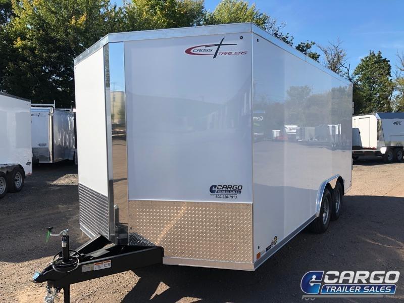 2021 Cross Trailers 816TA Enclosed Cargo Trailer