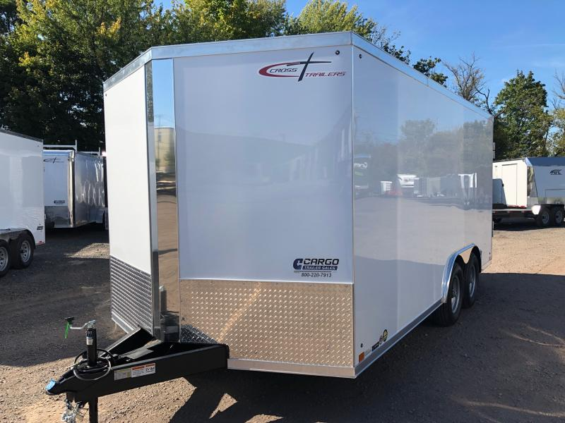 2021 Cross Trailers 816TA Enclosed Cargo Trailer