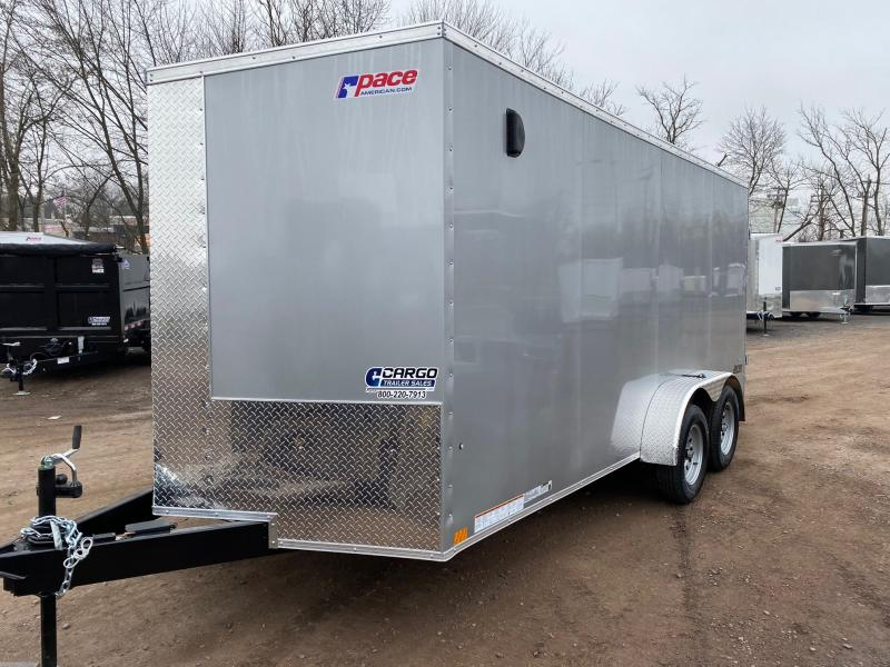 2022 Pace American JV 7x16 Other Trailer