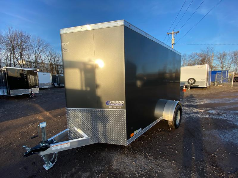 2020 Aluminum Trailer Company RAVAB6010 Enclosed Cargo Trailer
