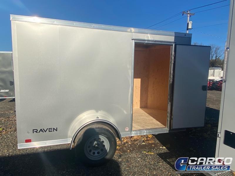 2021 Aluminum Trailer Company RAVAB6010 Enclosed Cargo Trailer