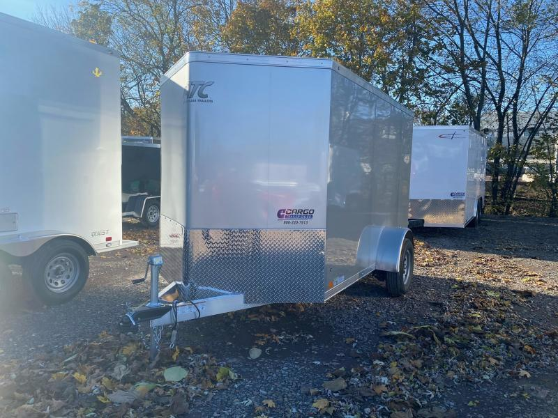 2021 Aluminum Trailer Company RAVAB6010 Enclosed Cargo Trailer