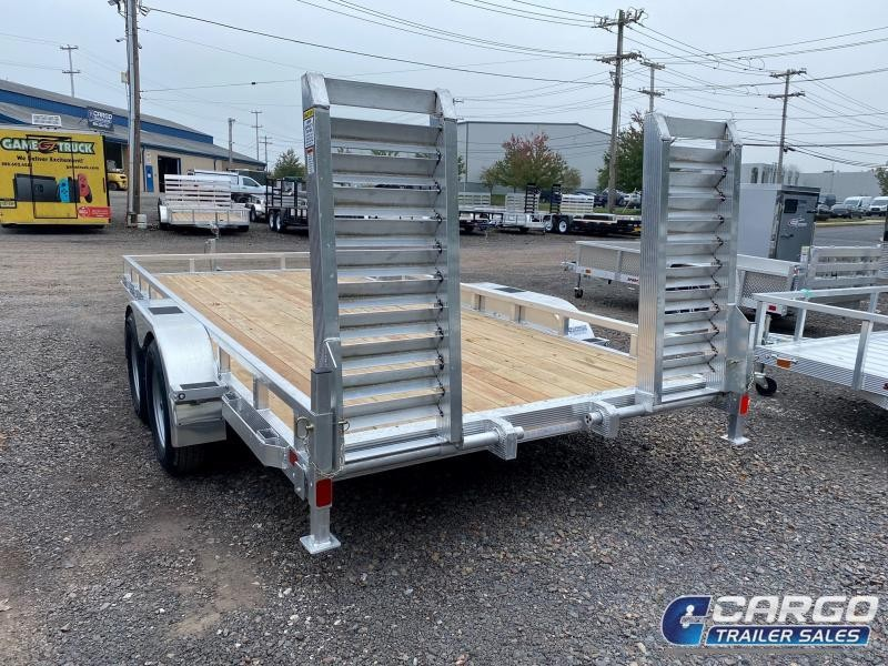 2021 Sport Haven AHD1670T Equipment Trailer