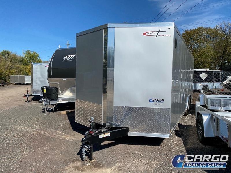 2021 Cross Trailers 824TA Car / Racing Trailer