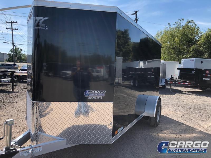 2020 Aluminum Trailer Company RAVAB6012 Enclosed Cargo Trailer