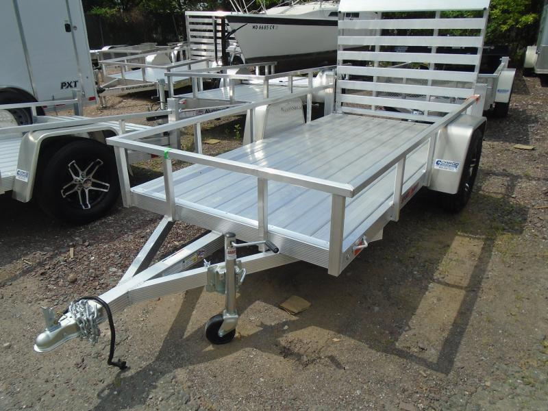 2022 Sport Haven AUT510D Utility Trailer