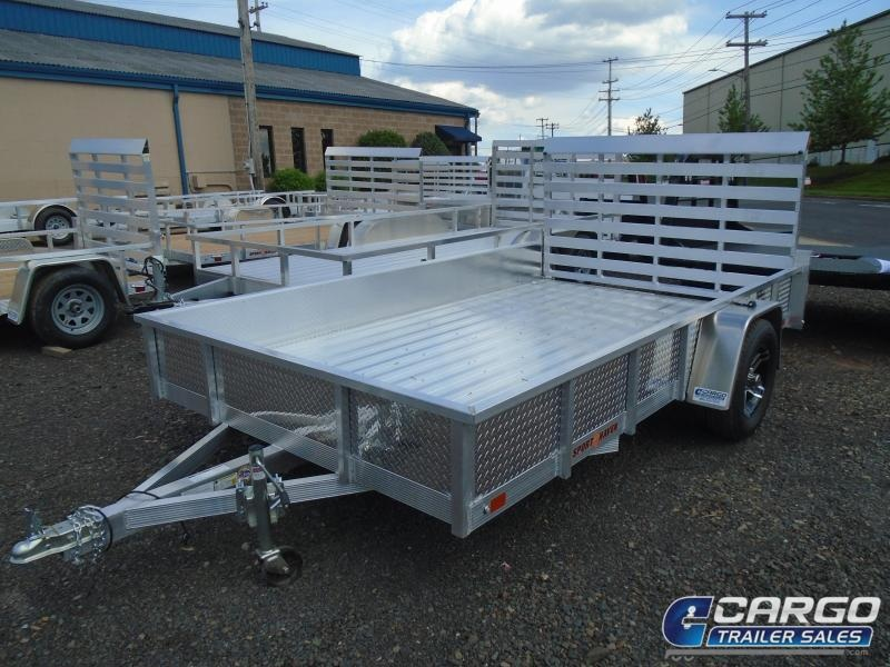 2020 Sport Haven AUT712DS Utility Trailer
