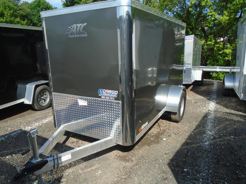 2021 Aluminum Trailer Company RAVAB5010 +0 Enclosed Cargo Trailer
