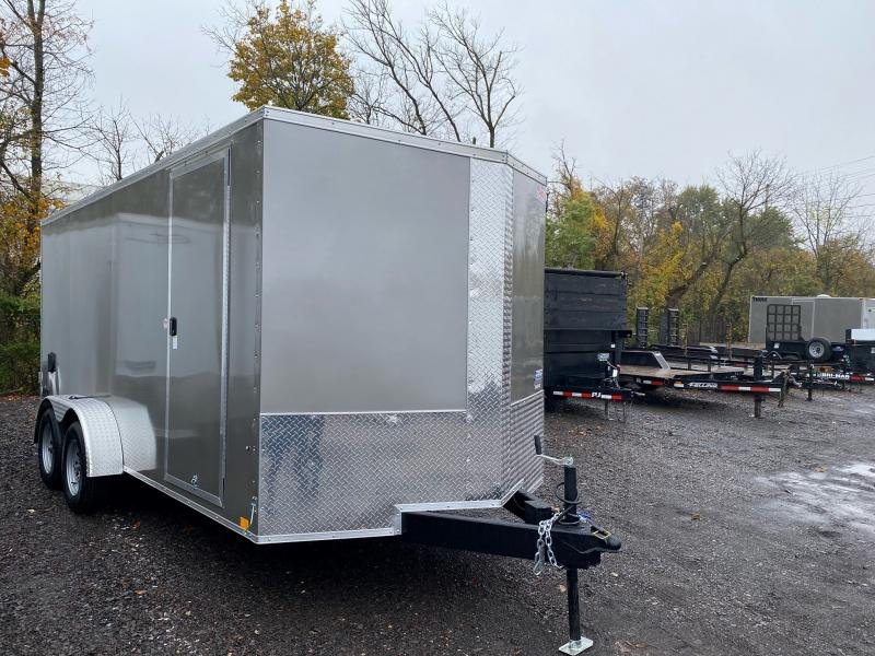 2021 Pace American JV 7X16 Enclosed Cargo Trailer