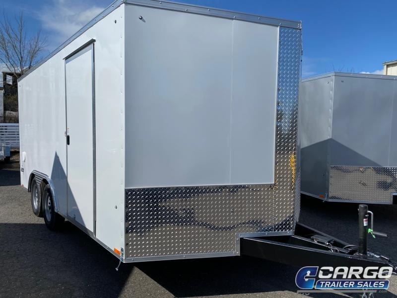 2021 Pace American JV 8516 Enclosed Cargo Trailer