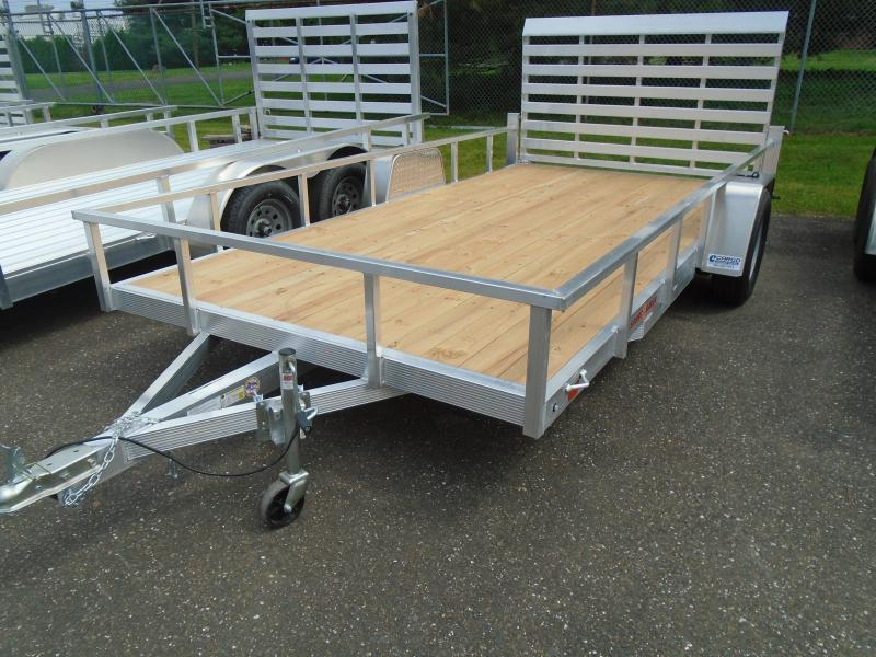 2021 Sport Haven AUT714 Utility Trailer