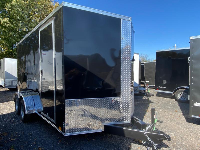 2022 Pace American JV 7x14 Enclosed Cargo Trailer