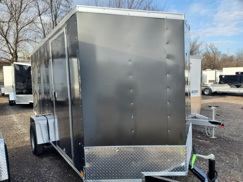 2022 Pace American OB 6X12S12DLX Other Trailer
