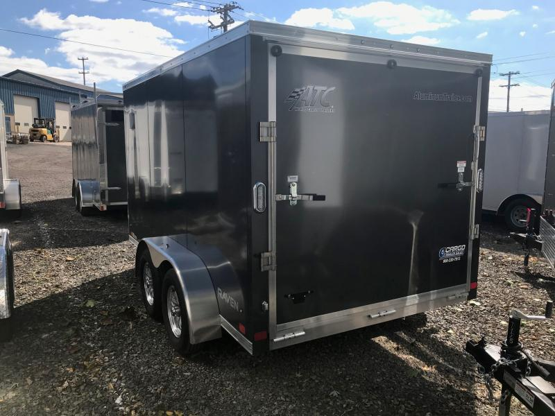 2021 Aluminum Trailer Company RAVAB7012 Enclosed Cargo Trailer