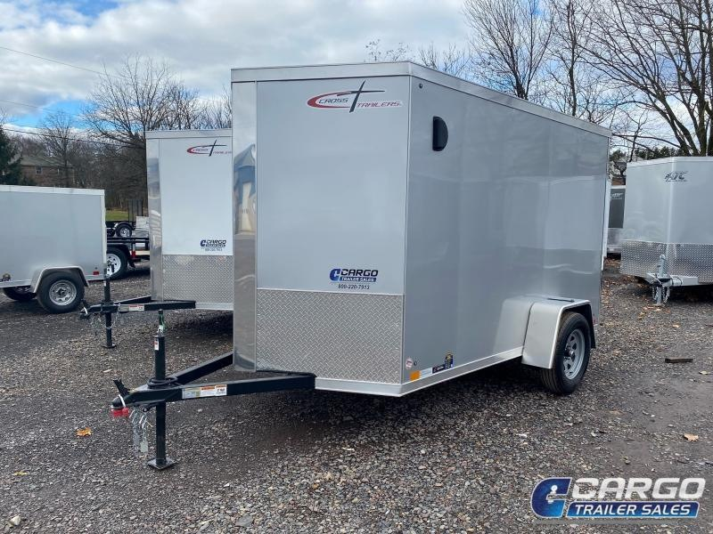 2021 Cross Trailers 610 Enclosed Cargo Trailer