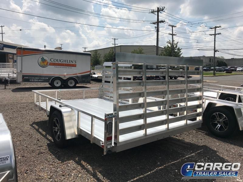 2021 Sport Haven AUT712D-SR Utility Trailer