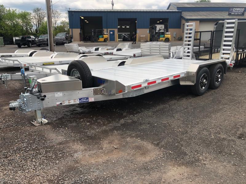 2021 EBY LP14K18  Equipment Trailer