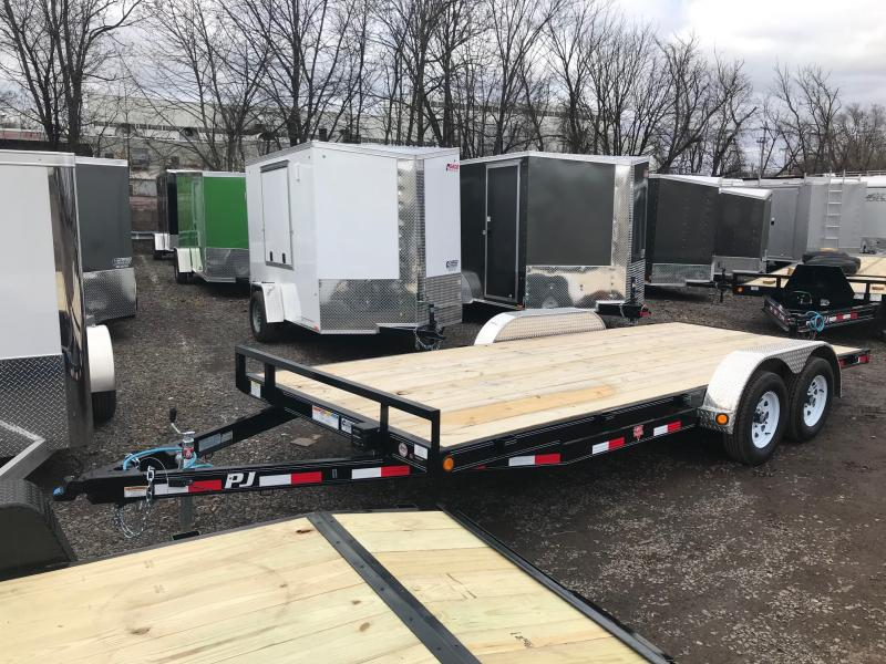 2020 PJ Trailers C5 Car Hauler Car / Racing Trailer