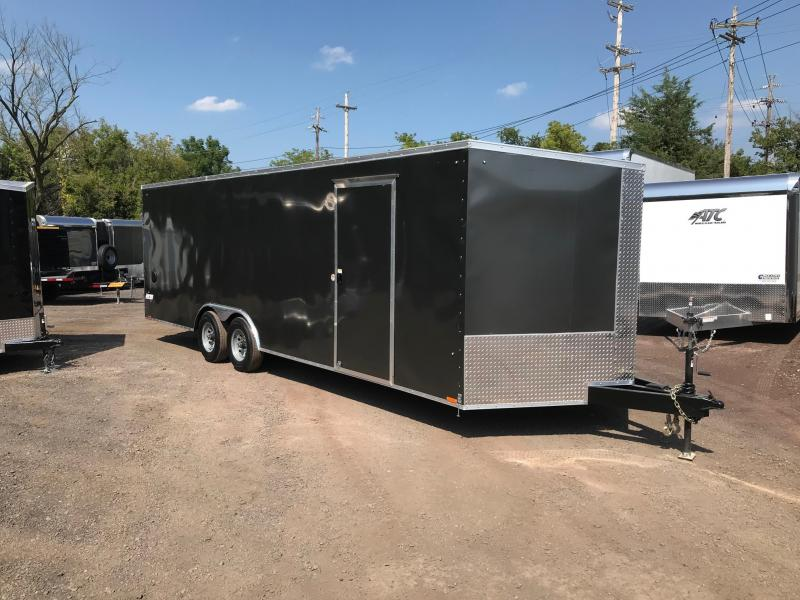 2021 Pace American JV8.524 Enclosed Cargo Trailer