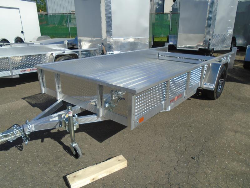 2020 Sport Haven AUT614DS-F  Utility Trailer
