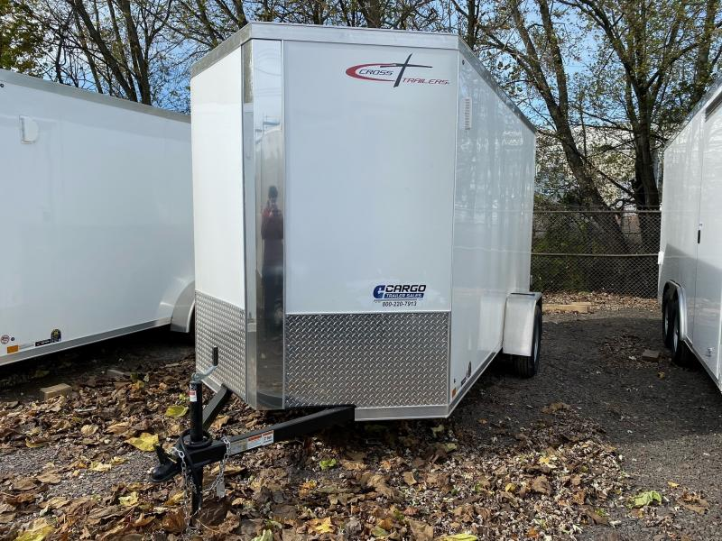 2021 Cross Trailers 612SA Enclosed Cargo Trailer