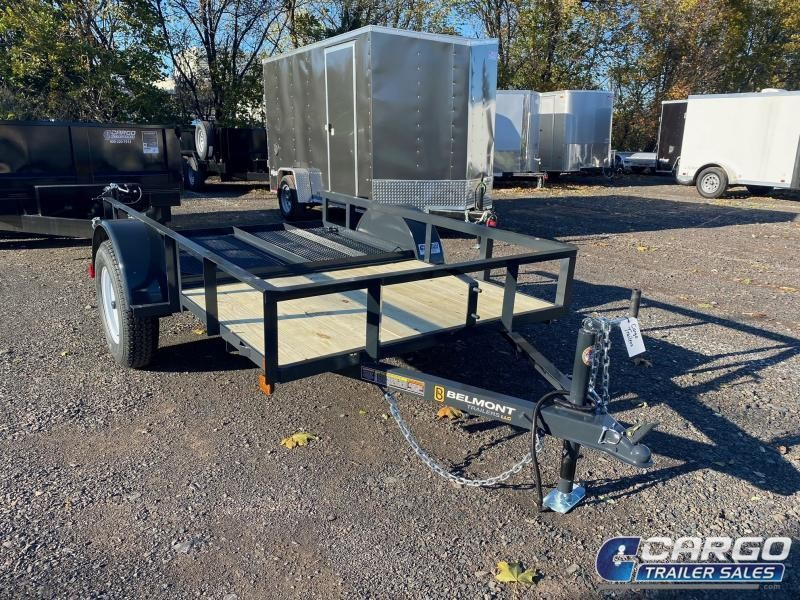 2021 Belmont Machine UT508 Utility Trailer