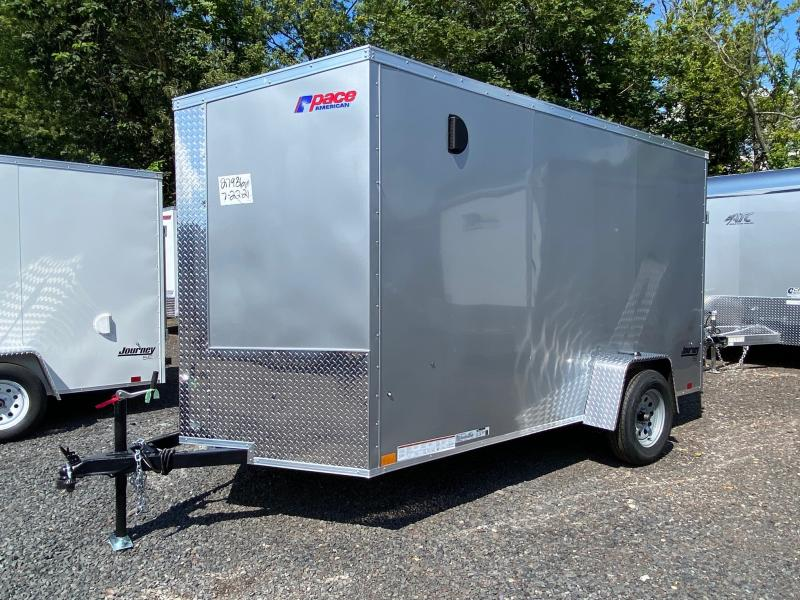 2022 Pace American JV 6X12 Other Trailer