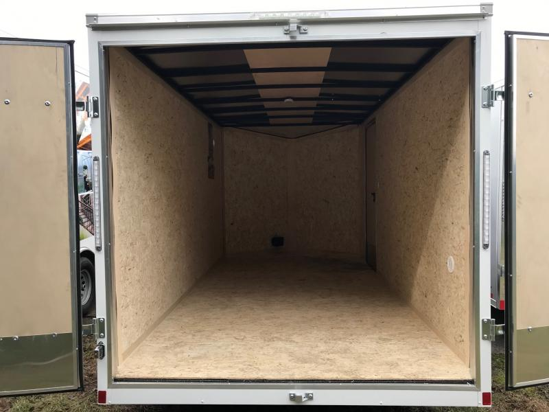 2022 Pace American JV 7X16 Enclosed Cargo Trailer