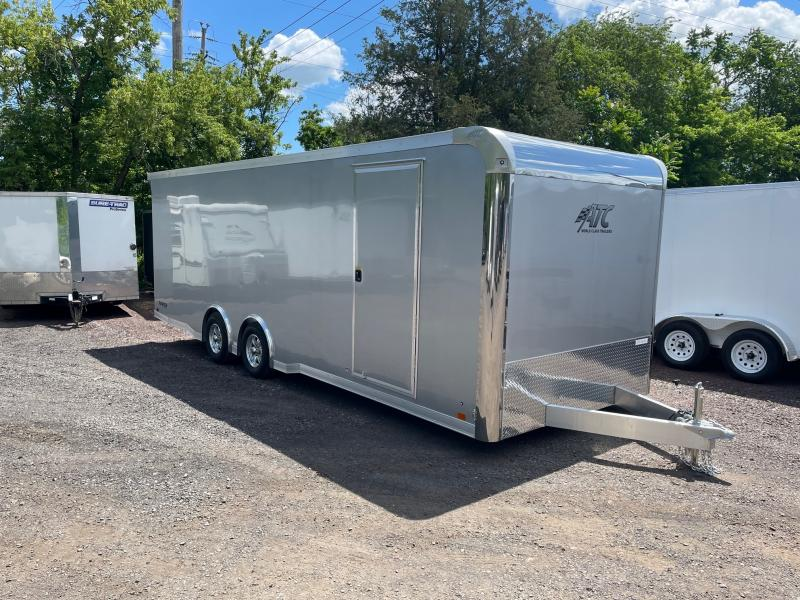 2022 Aluminum Trailer Company RCLAB8524+0-2T5.2K Car / Racing Trailer