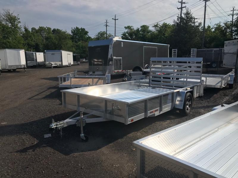 2020 Sport Haven AUT714DS  Utility Trailer