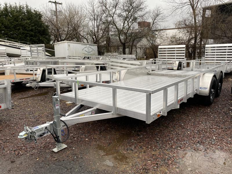 2020 Sport Haven AUT716TD Utility Trailer