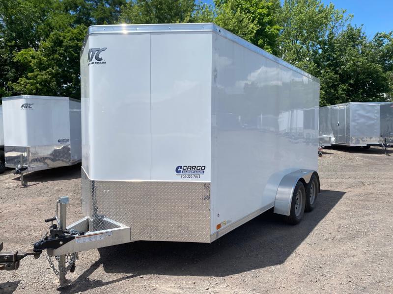 2020 Aluminum Trailer Company RAVAB7014 Enclosed Cargo Trailer
