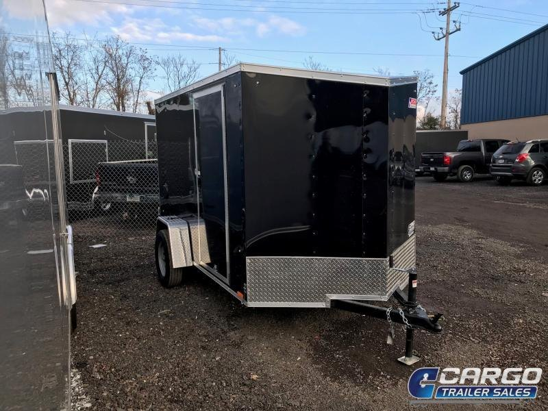 2021 Pace American OB 6X10 Other Trailer