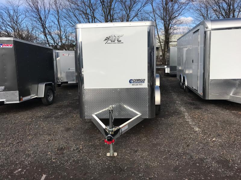 2021 Aluminum Trailer Company RAVAB5008 Enclosed Cargo Trailer