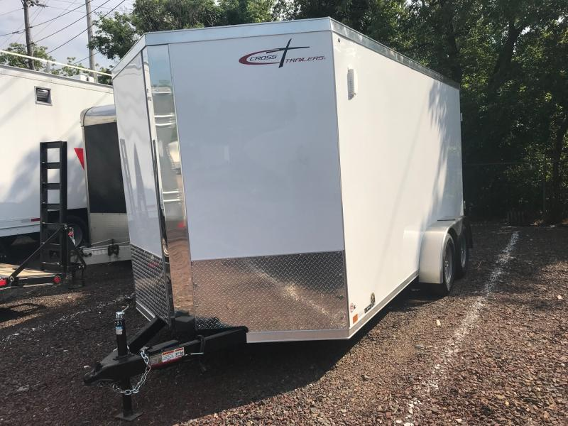 2021 Cross Trailers 714TA Enclosed Cargo Trailer
