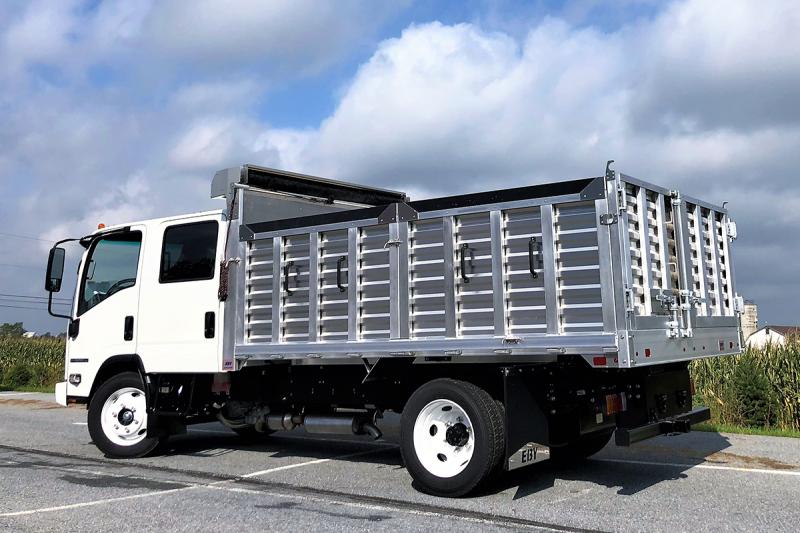 20 EBY Eby FLEX Landscape Body Truck Beds and Equipment