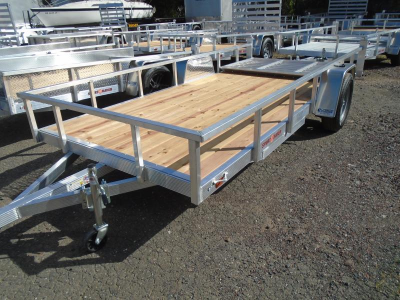 2020 Sport Haven AUT614 Utility Trailer