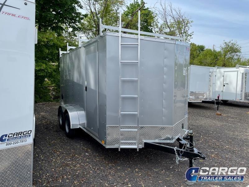 2022 Pace American OB7X14TE2DLX  Enclosed Cargo Trailer