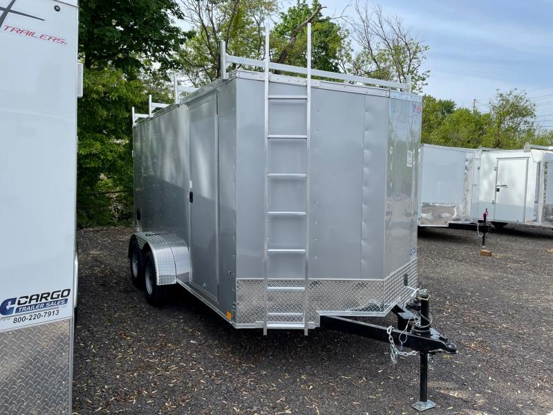 2022 Pace American OB7X14TE2DLX  Enclosed Cargo Trailer