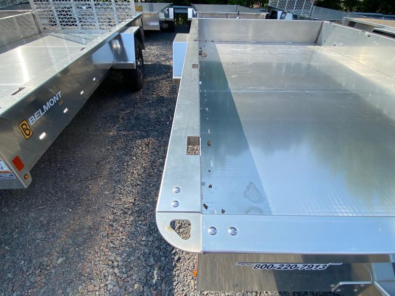 2021 Belmont Machine AIR8112 Utility Trailer