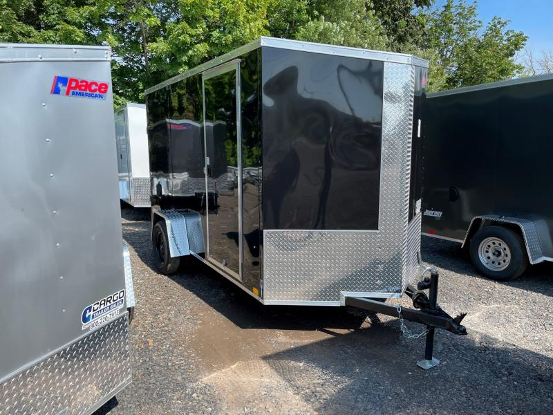2022 Pace American JV 6x12 Enclosed Cargo Trailer