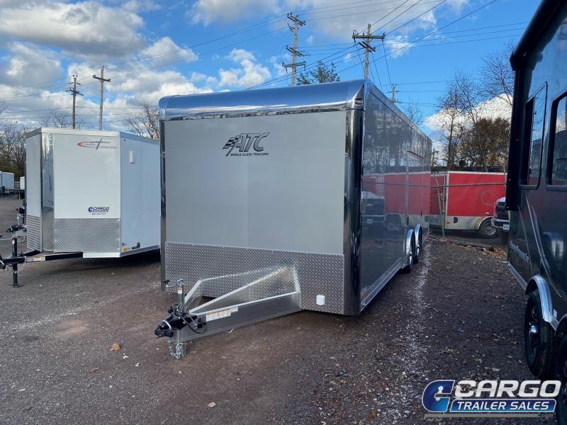 2020 Aluminum Trailer Company QSTAB8524+0-2T5.2K Car / Racing Trailer