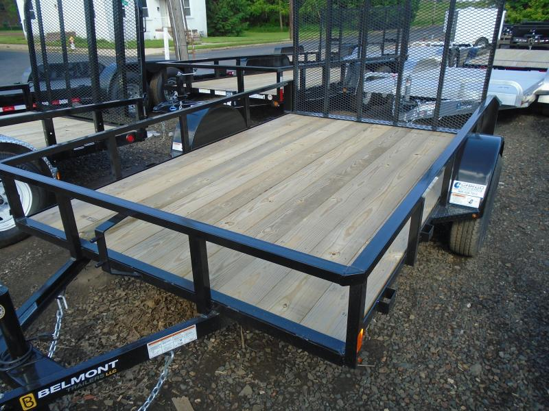 2020 Belmont Machine UT610TT Utility Trailer