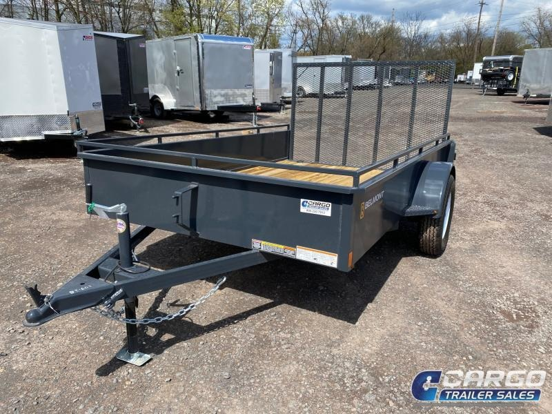 2020 Belmont Machine UT610TT Utility Trailer
