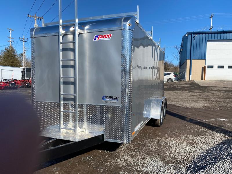 2021 Pace American JV7X16SE Other Trailer