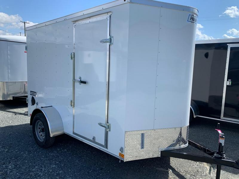 2020 Haulmark PASSPORT 6X10 BARN DOOR Cargo Trailer